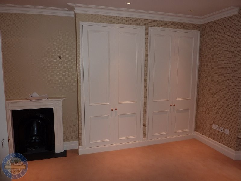 Bedroom cabinets and wardrobes by classic images Build your own bedroom wardrobes