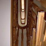 Classic Images Oak Staircase 07