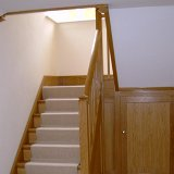 Classic Images Oak Staircase 18